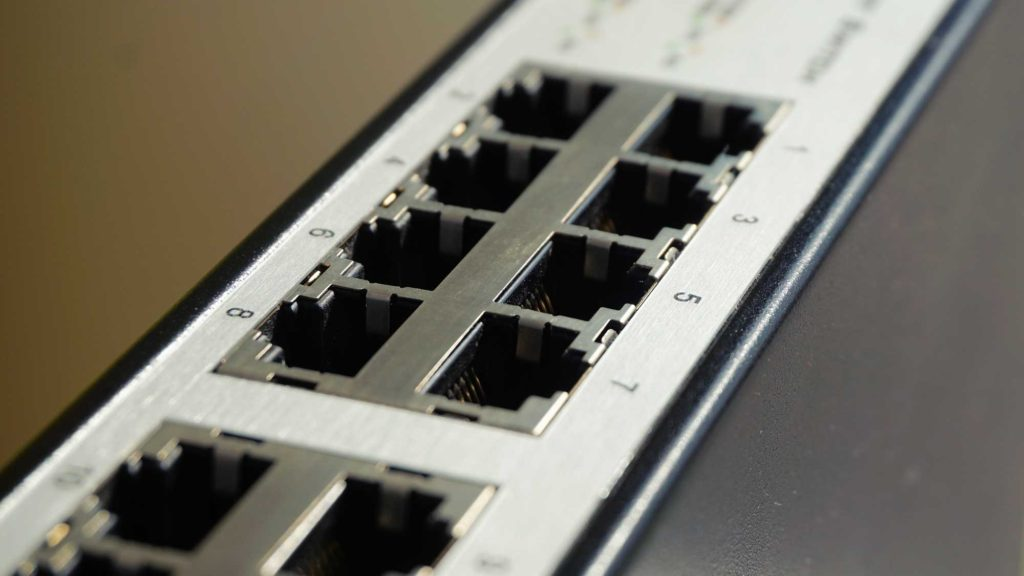 Focus on a switch for network