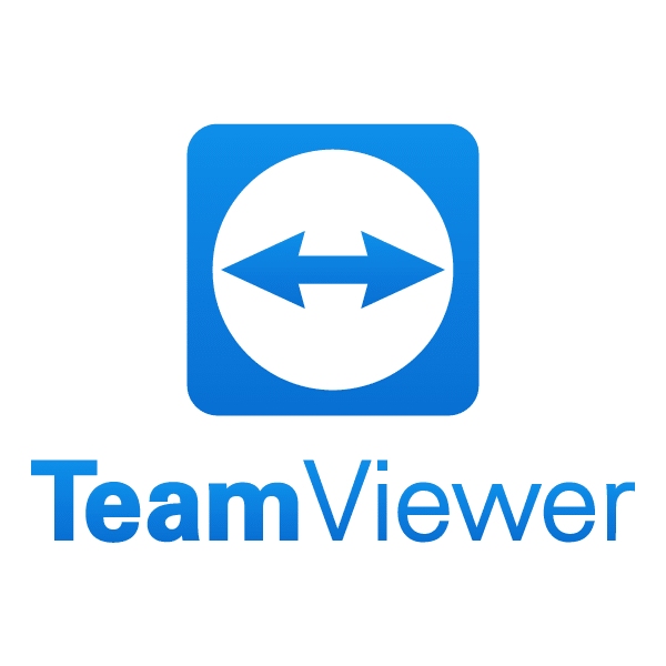 Logo of the K-net partner, TeamViewer