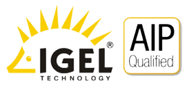 Logo K-net partnerstvi Igel AIP Qualified