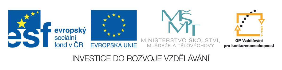 loga různých evropských partnerů