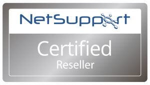 NetSupport Certified Reseller Partner Badge for K-net