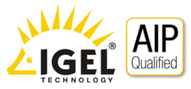 IGEL Authorized IGEL Partner logo
