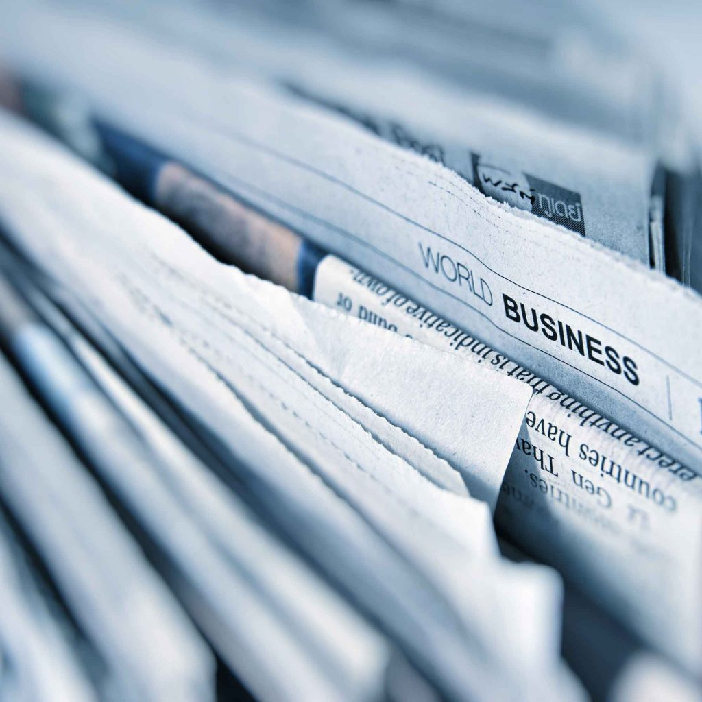 detail na novinových stránkách