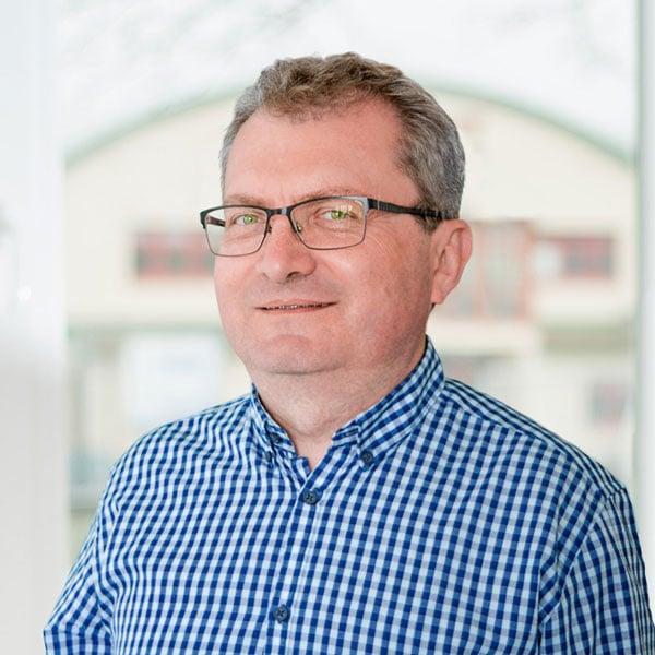 K-net portrait of Tomas Kiedron