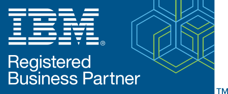 Logo K-net Badge IBM business partner