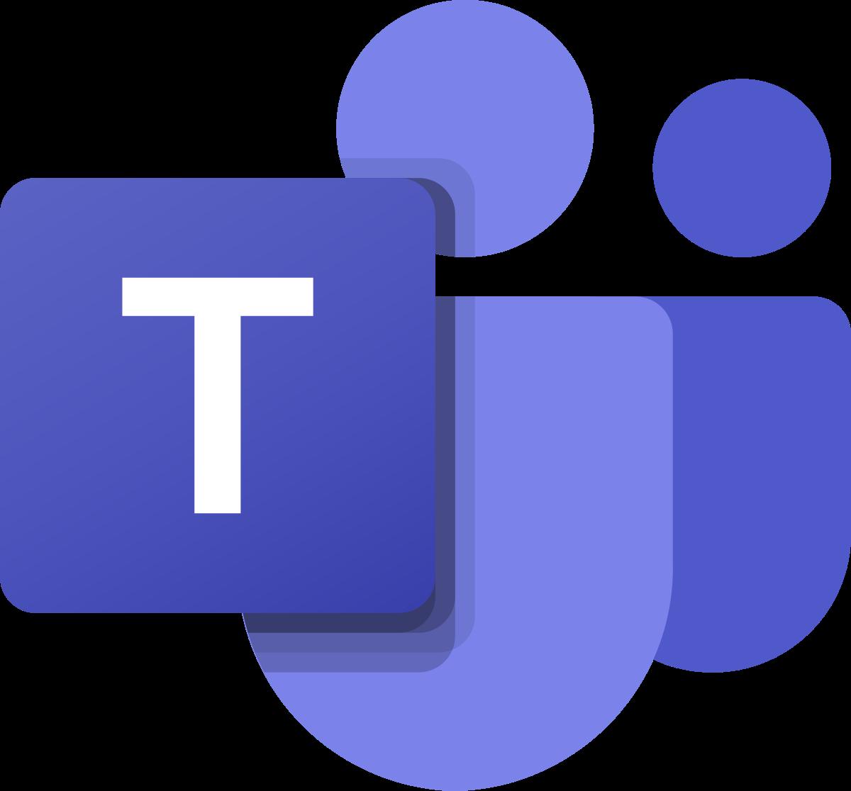 Logo of Microsoft Teams pro školy