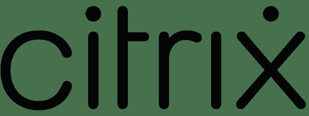 Logo firmy Citrix