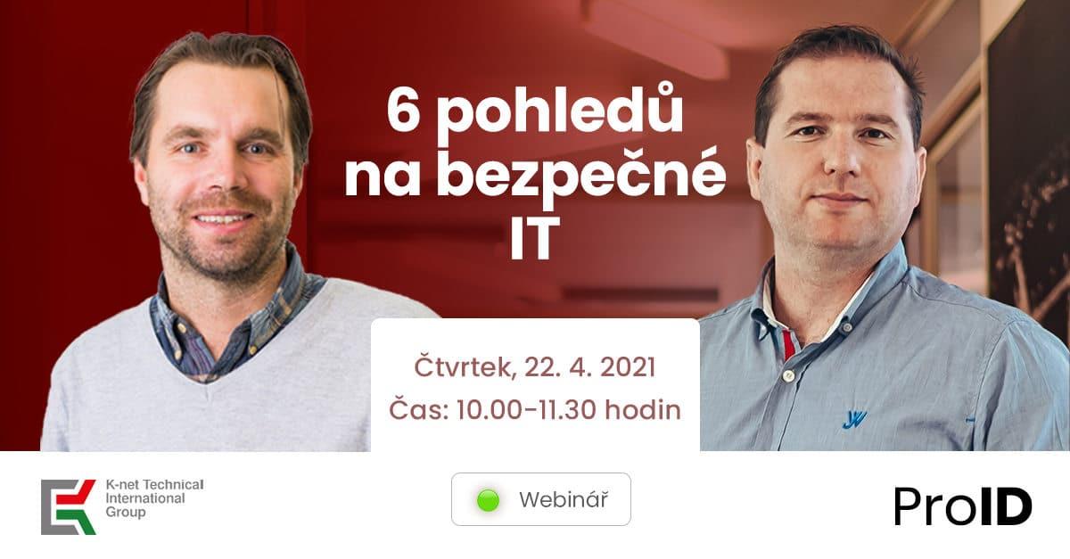 Pozvánka na webinář K-net a Monet+