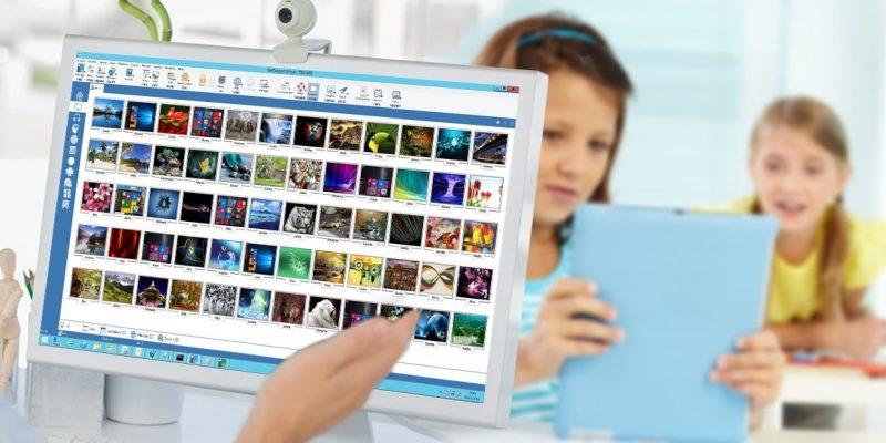 NetSupport School Učitelská obrazovka ifotografie